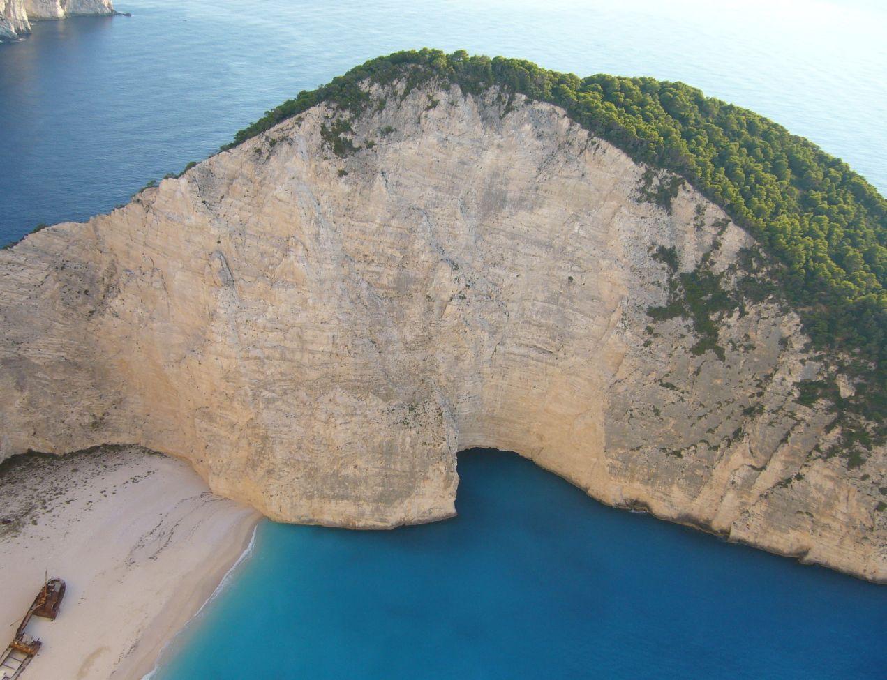 nivago beach zakynthos greece