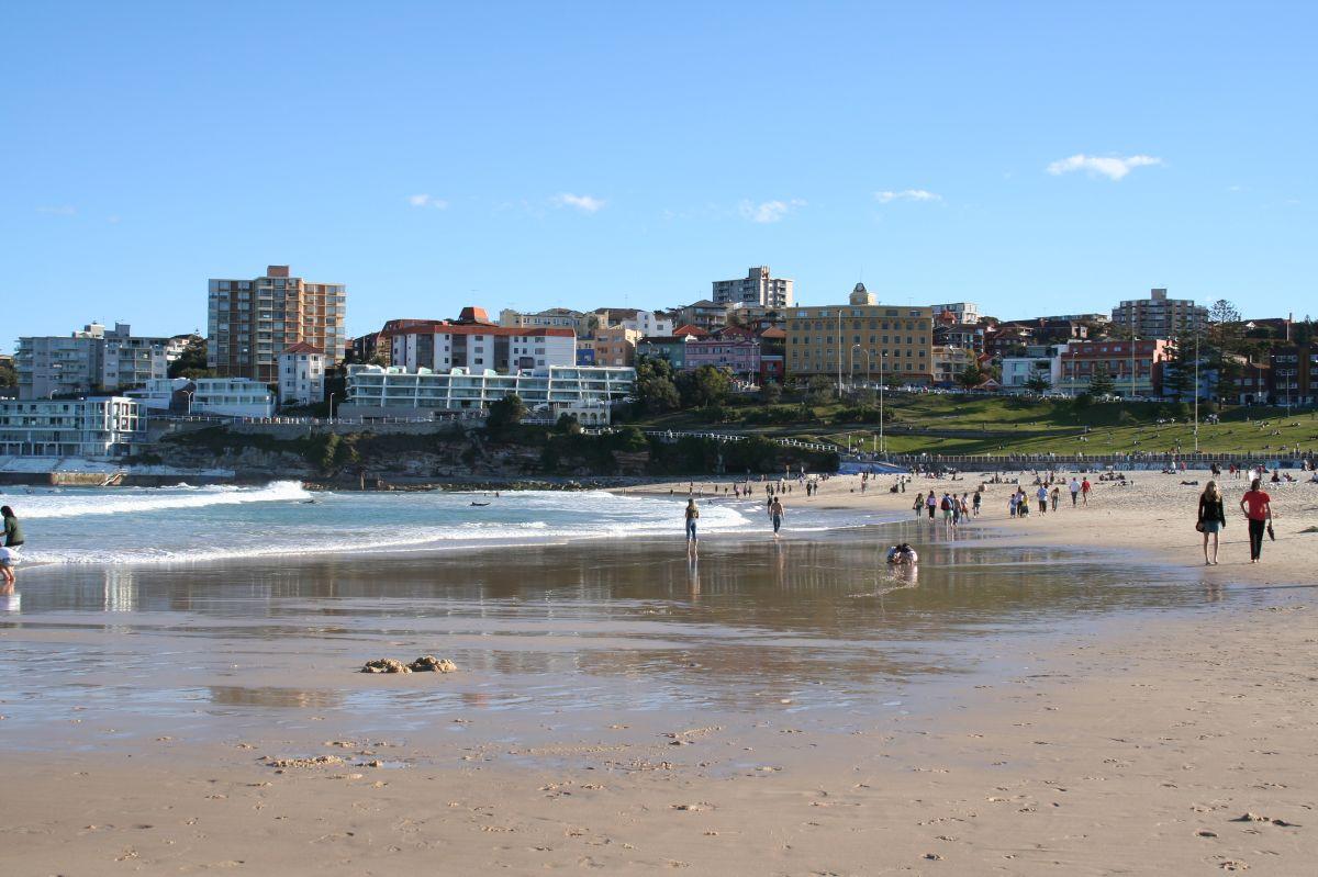 Sydney bondi beache