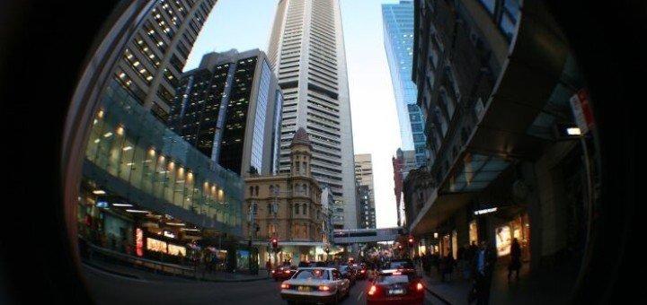 Улицы Сиднея