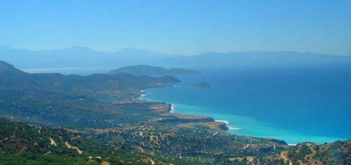 Панорама Крита