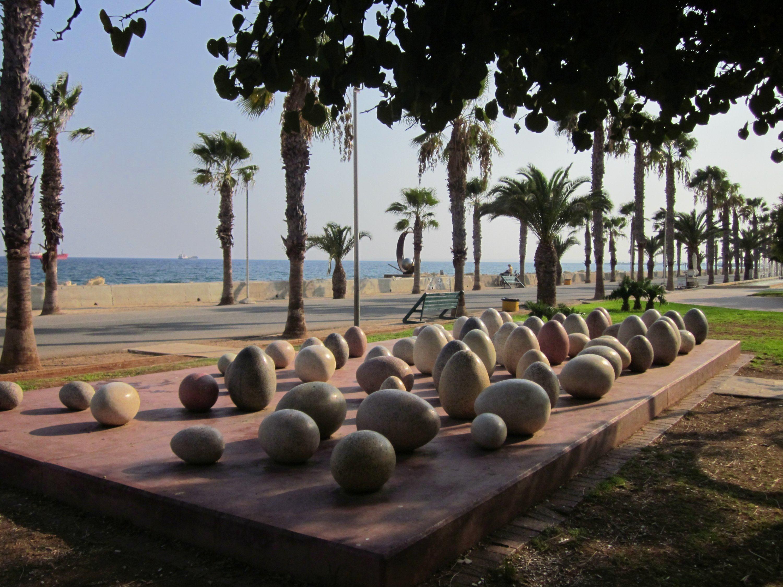 Яйца в Пафосе