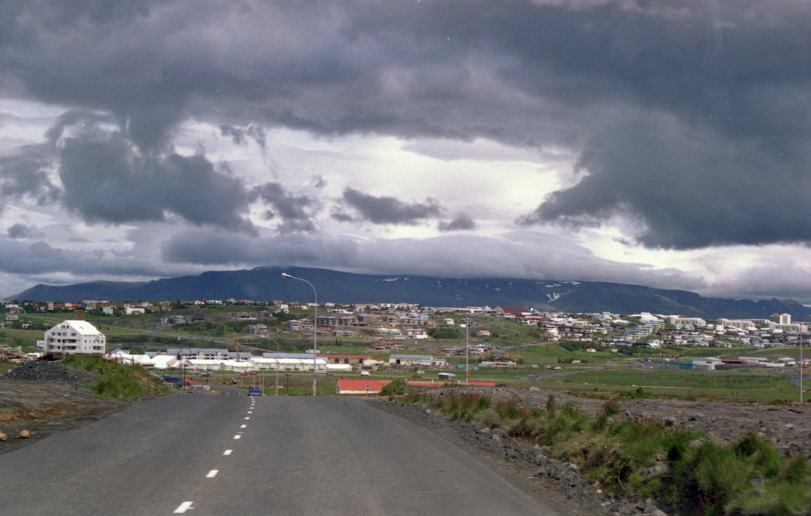 рейкьявик исландия