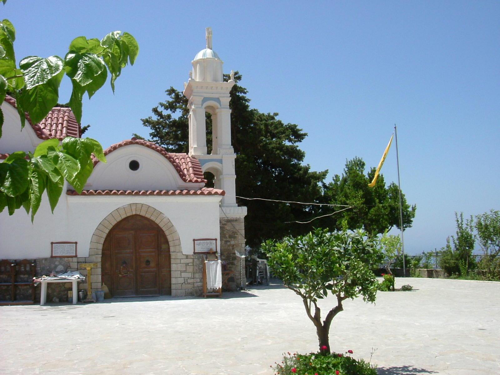 горячий остров Родос